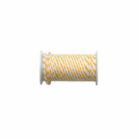 We R Memory Keepers - Happy Jig - Wire Baker's Twine - Gold - 3 Yards