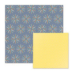 We R Memory Keepers - Cakes and Candles Collection - 12 x 12 Double Sided Paper - Candles