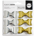 We R Memory Keepers - Clearly Posh Collection - Acetate Bows