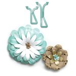 We R Memory Keepers - Template Studio - Template - Flower