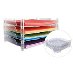 We R Memory Keepers - Stackable Paper Trays - 4 pack