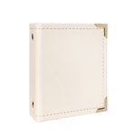 We R Memory Keepers - Instax Albums - 2.1 x 3.4 - Two Ring Album - White