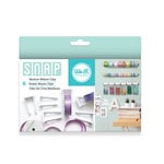 We R Memory Keepers - Snap Storage - Ribbon Clips - Medium