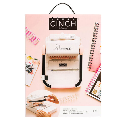 We R Memory Keepers - The Cinch Bindery Tool - Heidi Swapp Edition