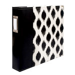 We R Memory Keepers - Album - 12 x 12 D-Ring - Ikat