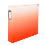 We R Memory Keepers - Album - 12 x 12 D-Ring - Ombre Coral