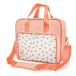 We R Memory Keepers - 360 Crafter's Bag - Shoulder Bag - Dot Blush
