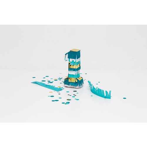 We R Memory Keepers - DIY Party Collection - Mini Pinata - Number 1 - 3 Pack
