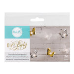 We R Memory Keepers - DIY Party Collection - Die Cut Butterflies - Metallic