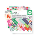 We R Memory Keepers - Flower Girl Collection - 6 x 6 Paper Pad