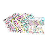 We R Memory Keepers - Oh Goodie Collection - 12 x 12 Glassine Paper Pack - Yum
