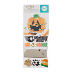 We R Memory Keepers - Halloween - Pinata Kit - Pumpkin - 3 Pack
