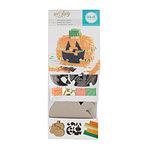 We R Memory Keepers - Halloween - Pinata Kit - Pumpkin - 3 Pack