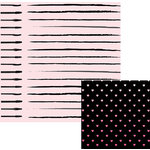 We R Memory Keepers - Urban Chic Collection - 12 x 12 Double Sided Paper - Vogue