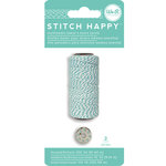 We R Memory Keepers - Stitch Happy Collection - Thread - Bakers Twine - Mint