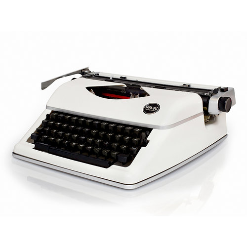 We R Memory Keepers - Typecast Collection - Typewriter - White