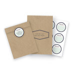 We R Memory Keepers - Typecast Collection - Treat Bags - Kraft