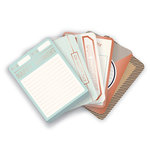 We R Memory Keepers - Typecast Collection - Card Set - Basic - Copper Foil