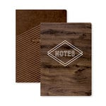 We R Memory Keepers - Typecast Collection - Notebook with Pockets and Inserts