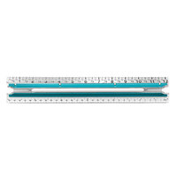 We R Memory Keepers - Comfort Craft Tools Collection - 12 Inch Easy Grip Ruler