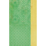 American Crafts - Crate Paper - Pretty Party Collection - 12 x 12 Double Sided Paper - Streamers