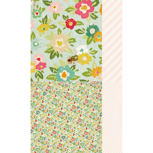 American Crafts - Crate Paper - Pretty Party Collection - 12 x 12 Double Sided Paper - Confetti