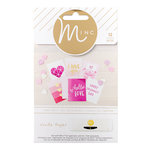 Heidi Swapp - Crate Paper - MINC Collection - Hello Love - Cards