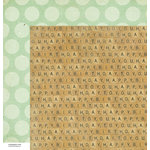 American Crafts - Crate Paper - Party Day Collection - 12 x 12 Double Sided Paper - Birthday