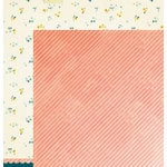 Crate Paper - Wonder Collection - 12 x 12 Double Sided Paper - Splendid