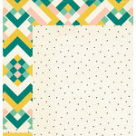 Crate Paper - Wonder Collection - 12 x 12 Double Sided Paper - Discover