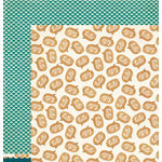 Crate Paper - Wonder Collection - 12 x 12 Double Sided Paper - Happy Hello