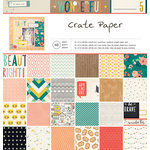 Crate Paper - Wonder Collection - 12 x 12 Paper Pad