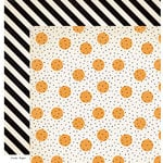 Crate Paper - After Dark Collection - Halloween - 12 x 12 Double Sided Paper - Magic