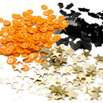 Crate Paper - After Dark Collection - Halloween - Sequin Pack