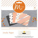 Heidi Swapp - MINC Collection - Halloween - 6 x 6 Paper Pad - Halloween