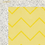 Crate Paper - Maggie Holmes Collection - Shine - 12 x 12 Double Sided Paper - Radiant