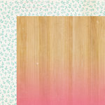 Crate Paper - Maggie Holmes Collection - Shine - 12 x 12 Double Sided Paper - Divine