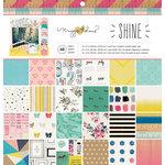Crate Paper - 12 x 12 Paper Pad - Shine