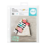 We R Memory Keepers - Crate Paper - Shine Collection - Die Set - Craft