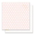 Crate Paper - Little You Collection - 12 x 12 Double Sided Paper - Little Nose