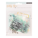 Crate Paper - Little You Collection - Ephemera - Boy