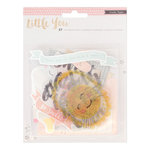 Crate Paper - Little You Collection - Ephemera - Girl