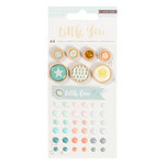 Crate Paper - Little You Collection - Embellishments - Mixed - Boy