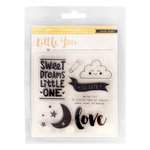 Crate Paper - Little You Collection - Clear Acrylic Stamps