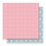 Crate Paper - Maggie Holmes Collection - Bloom - 12 x 12 Double Sided Paper - My Dear