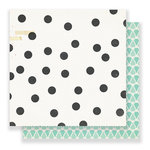 Crate Paper - Bloom Collection - 12 x 12 Double Sided Paper - Flourish