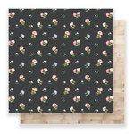 Crate Paper - Maggie Holmes Collection - Bloom - 12 x 12 Double Sided Paper - Lizzy