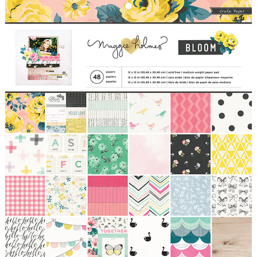 Crate Paper Bloom collection