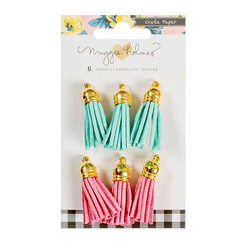 Crate Paper - Bloom Collection - Tassels