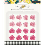 Crate Paper - Maggie Holmes Collection - Bloom - Molded Paper Flowers
